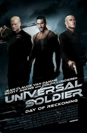 Universal Soldier 4 : Day of Reckoning aka Universal Soldier: A New Dimension