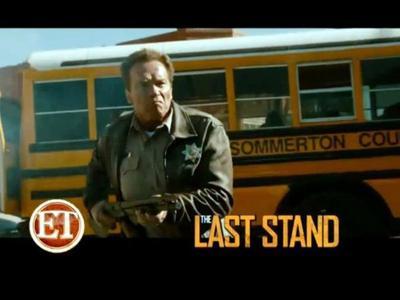 Last Stand 2013 le retour D' Arnold