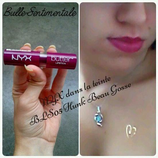 Site confidentielles et avis sur le rouge à lèvre NYX
