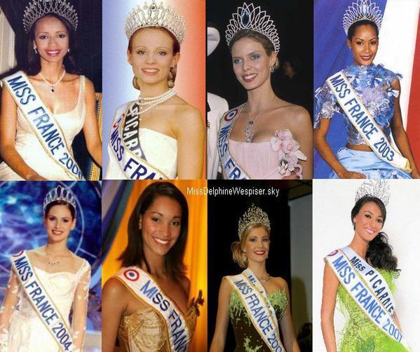 Retour sur nos 13 dernières reines de beauté!
