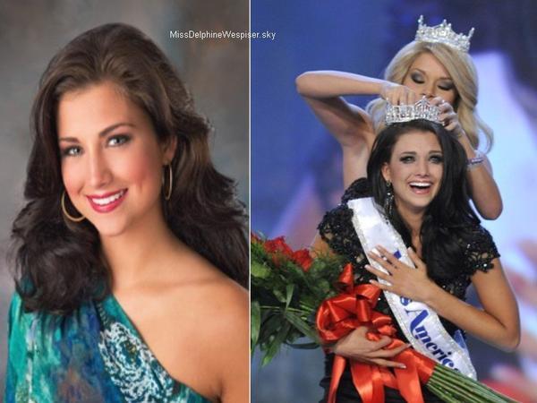 Laura Kaeppeler, Miss América