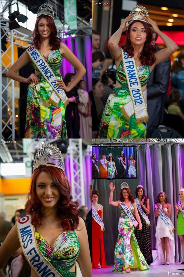 19/04 Delphine était dans la région Nord Pas de Calais pour l'élection de Miss Val de Sambre 2014 !