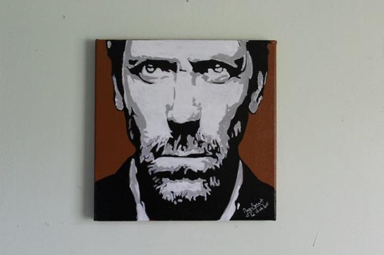 Dr house - Portrait