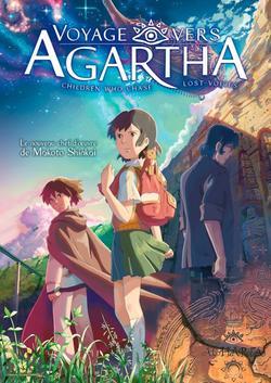 [Fiche/Avis film] : Voyage vers Agartha (Hoshi o Ou Kodomo) #♥