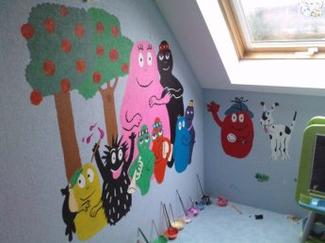 Mes peintures !