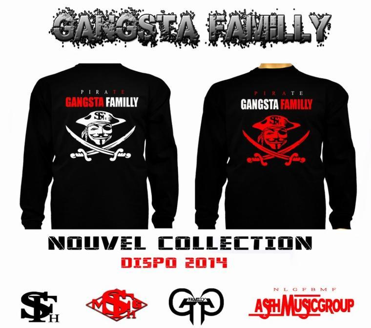 Marque de la Gangsta Familly
