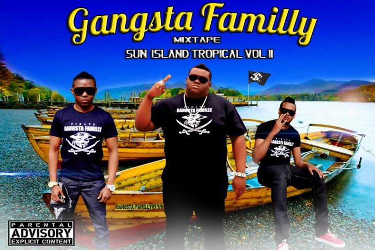 MIXTAPE SUN ISLAND TROPICAL VOL II