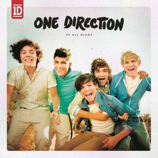 CD Et Paroles De UP ALL NIGHT !!!