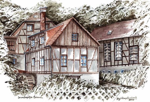 Grundmühle Grimma