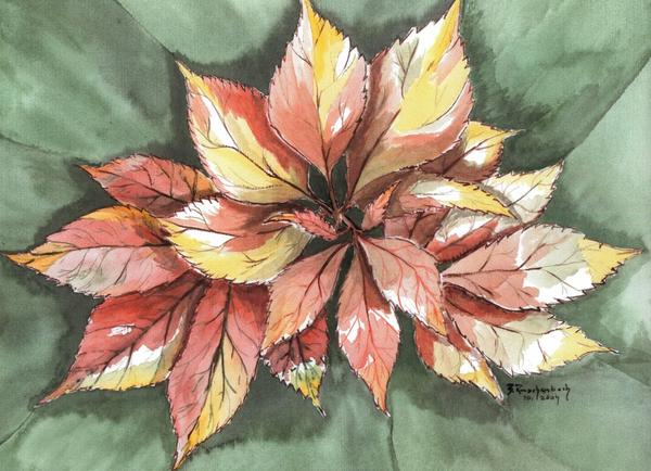 Herbst / Spruch der Woche