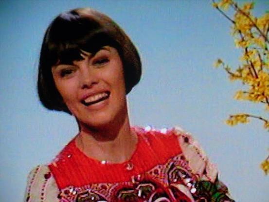 Mireille Mathieu  am 28.03.2012    Fernsehen Einsfestival