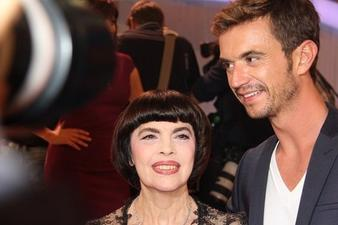 Interview Mireille Mathieu   erscheint am 23.10.2013 in Neue Post