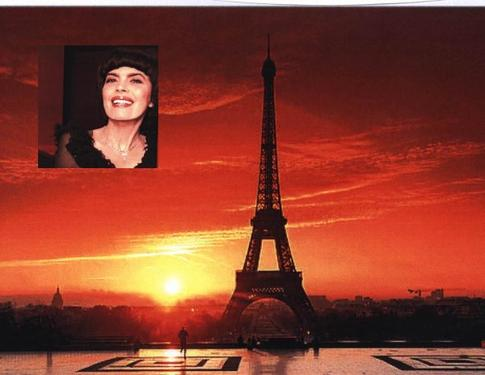 Vorfreude auf Paris