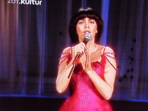 Mireille im ZDF Kultur am 12.02.2014