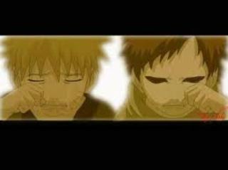 natsu naruto et MON gaara petit trop mignon !!!