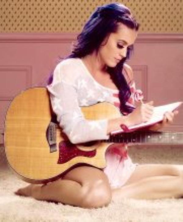 Katy Perry : Elle rêve d'une carrière à la Madonna
