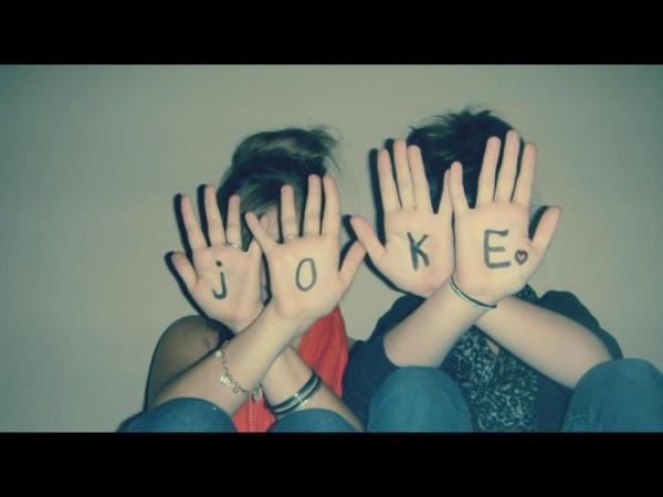 Life is a joke †