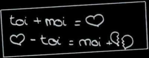 toi + moi = L