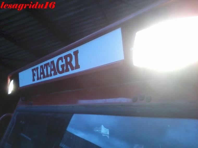 Le FIAT F 100