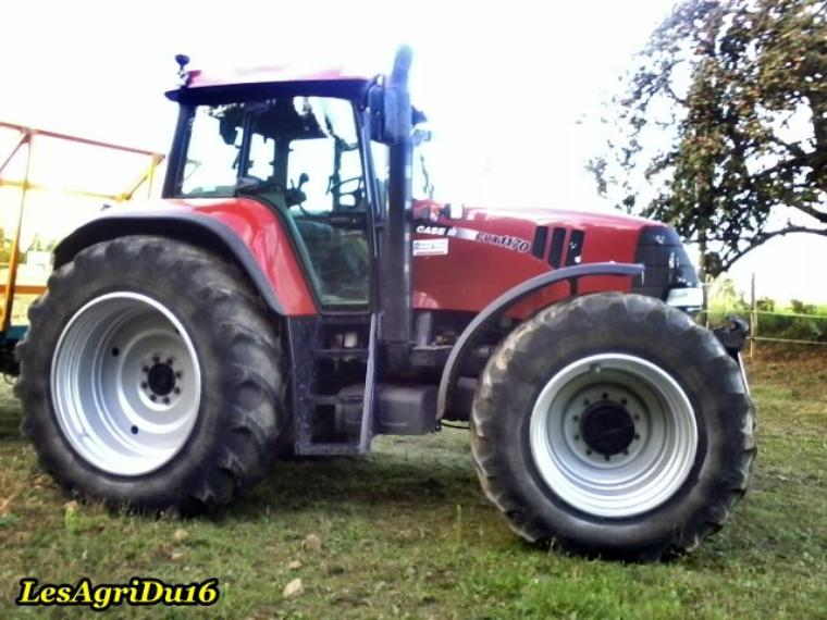 Transport De Paille  CASE IH CVX 1170