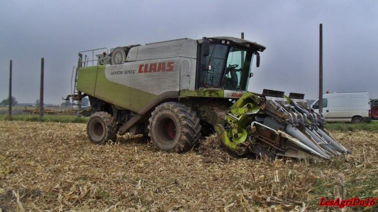 Claas LEXION 560 Et 570 C