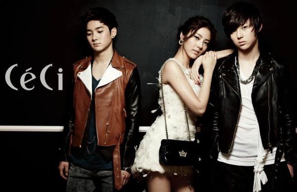 Aron & Minhyun [Nu'est]