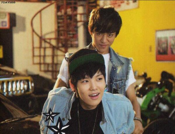 Zelo & Daehyun [B.A.P]