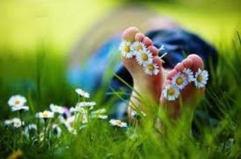 Le printemps et le soleil sont là ! Be happy ! :)