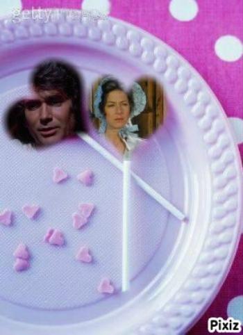 C'est l'heure du goûter, les Ingalls dans mon assiette ; ))
