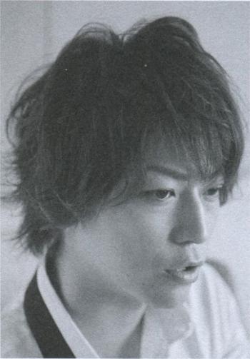 MYOJO Novembre 2012 Kamenashi Kazuya