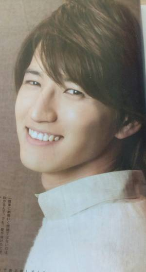 Myojo Février 2016 ~ Longue interview de 10000 caractères - Taguchi Junnosuke~