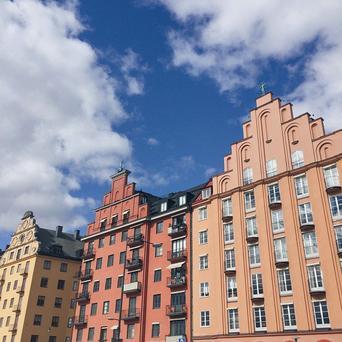 My trip to Stockholm / การเดินทางของฉันไปสตอกโฮล์ม
