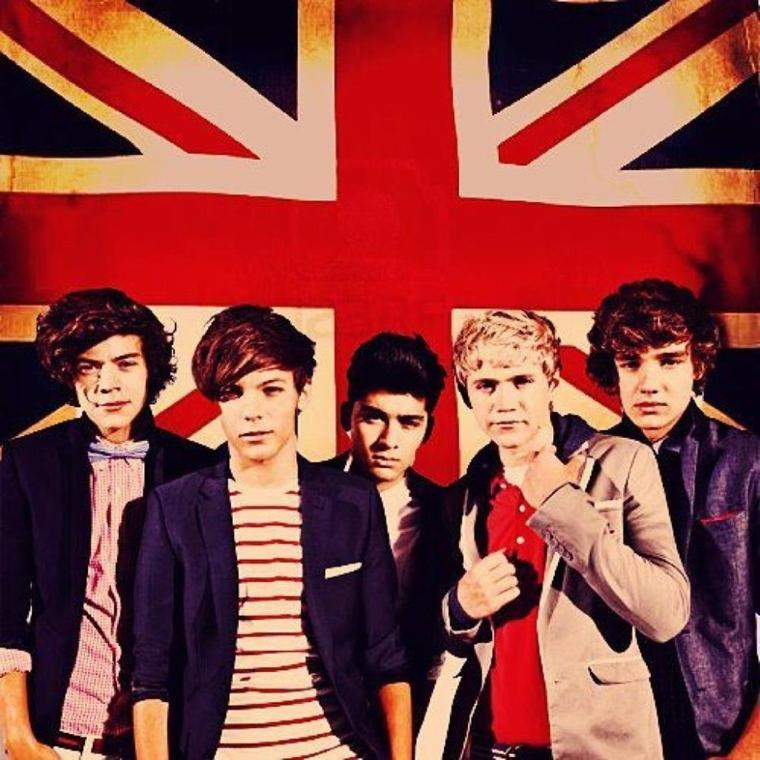 Art. 1 : One Direction <3.