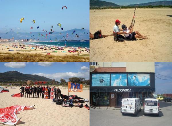"""Le Kitesurf """"Tarifa Max kitesurfing school"""""""