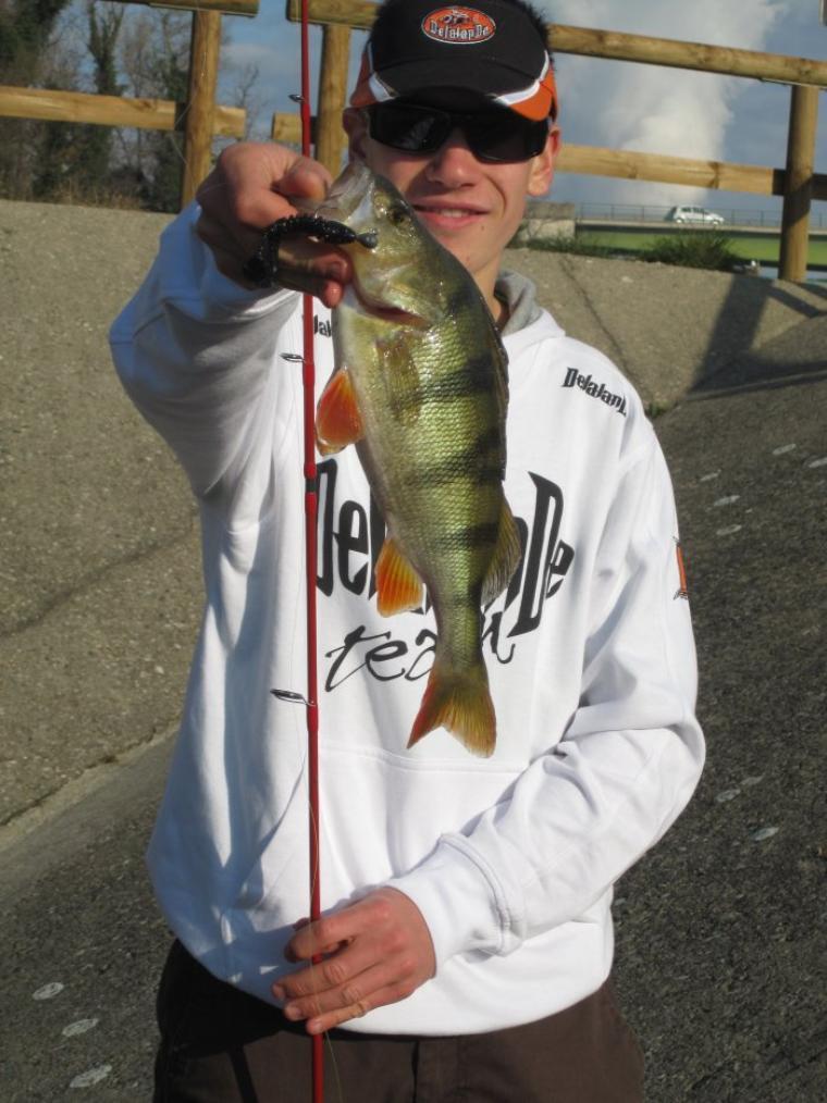 Journée pêche !