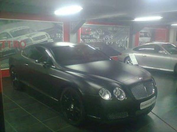 BENTLEY CONTINENTAL mate