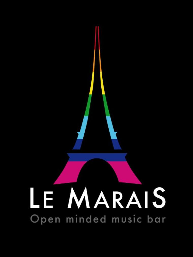 LE MARAIS>>> OPEN MINDED MUSIC BAR>>> CLERMONT-FERRAND