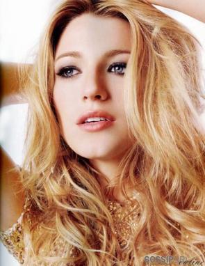 Blake Lively alias Serena van der Woodsen