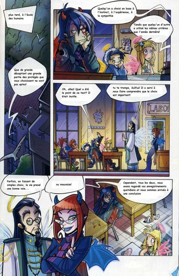 Tome 1 Angel's friends traduction page de 17 à 24 sur 24