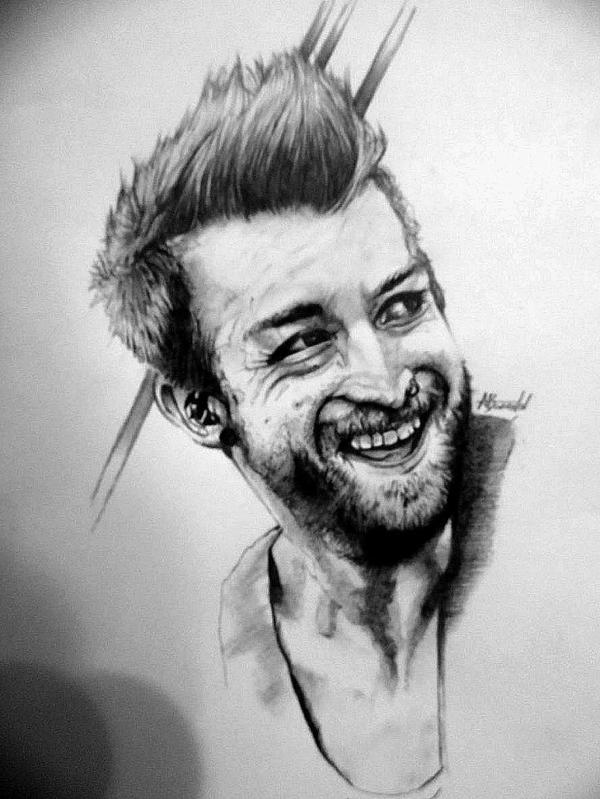 Jeremy Davis from Paramore