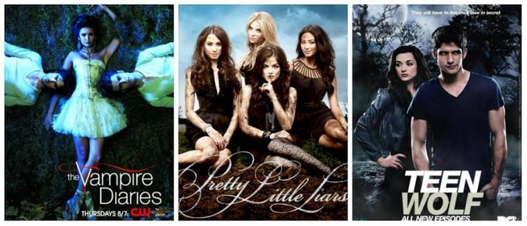 Les 3 meilleurs série ...