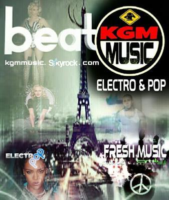 KGM  ▶▶ Electro & Pop