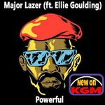Major Lazer - Powerful feat. Ellie Goulding & Tarrus Riley > New > Pop Music