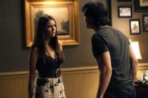 Elena Furieuse Contre Damon