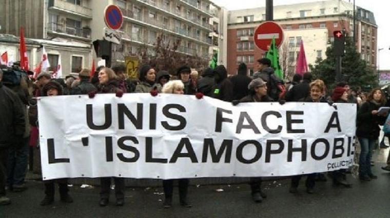 L'ISLAMOPHOBIE EST UNE POSITION SAINE