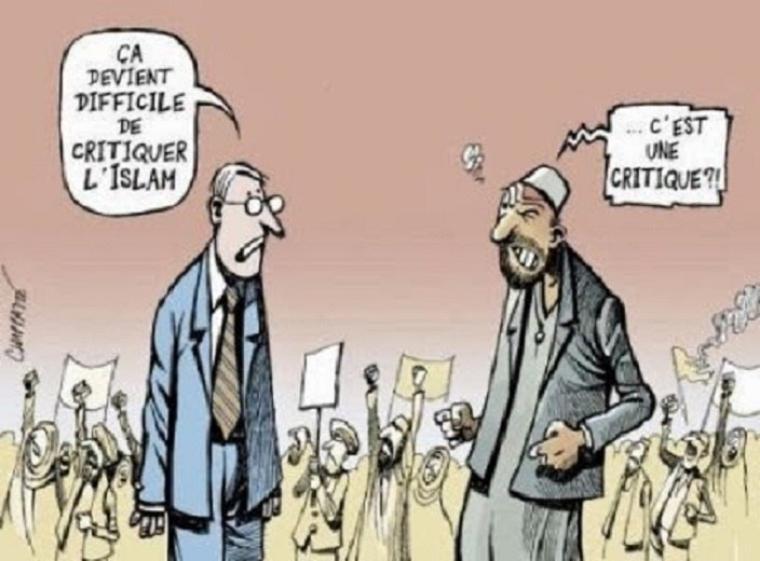 Monologue sur le racisme et l'islamophobie