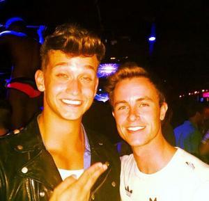 OS Ryan Kelley & Cody Saintgnue
