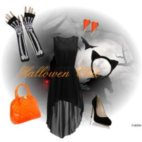 Tenue chic pour Halloween [N°2]