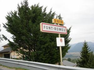 Stage à Font-Romeu