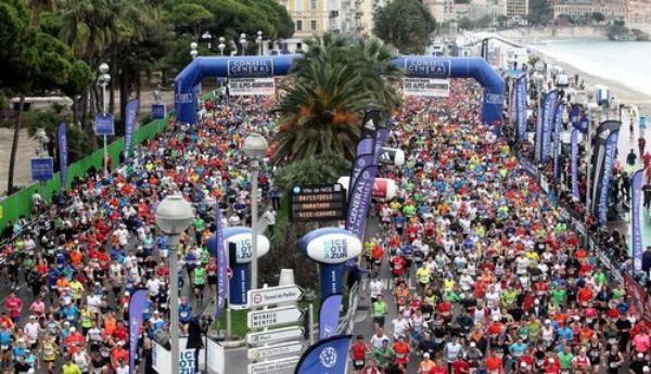 Championnat de France de marathon Nice-Cannes 2012: Récit de course du dossard N°11